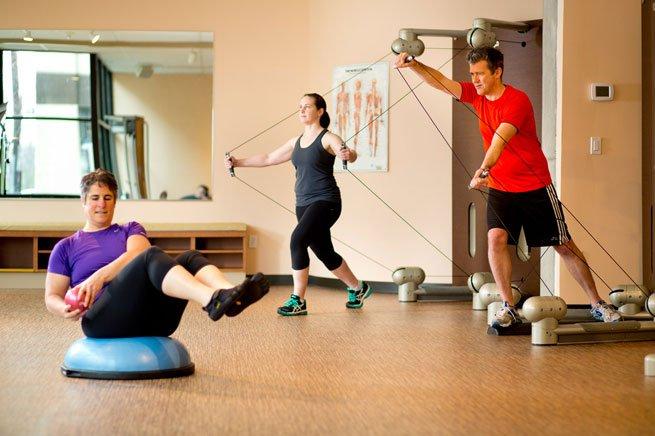 5Focus Fitness Classes
